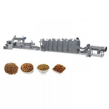 Nutritional Fish Feed Dog Food for Different Age Groups Processing Line