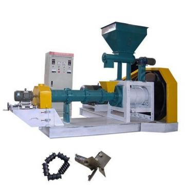 Bulked Corn Maize Chips Snacks Food Processing Line Machine Extruder