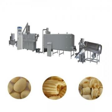 Multi-Function Puffed Corn Snacks Making Machine Core Filled Food Extruder