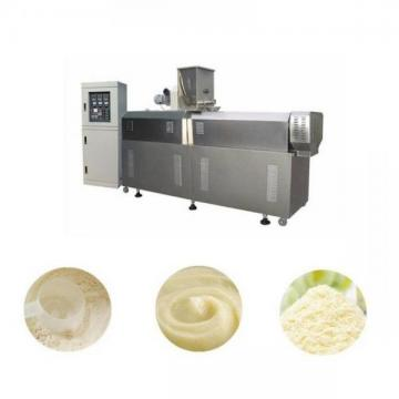 Fried Wheat Flour Puff Snack Process Line Food Extruder Machine with Packing Machine From China Manufacturer