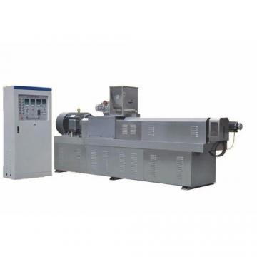 Stainless Steel Corn Puff Snack Food Machinery Extruder