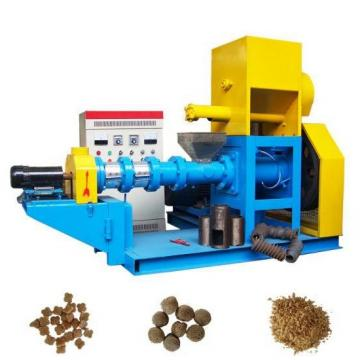 Fish Feed Extruder Poultry Animal/Pet Food Pellet Mill Machine