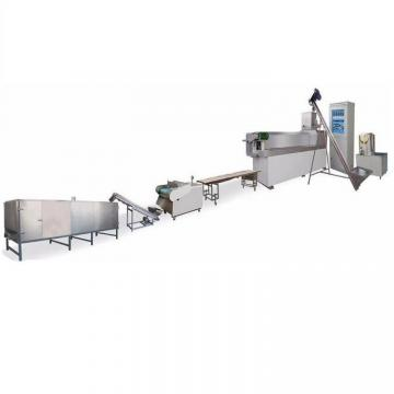 Turnkey High Protein Twin-Screw Pet Puppy Dog Food Kibbles Cat Food Animal Feed Production Project Extrusion Extruder Machines