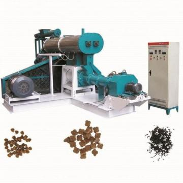 Animal Food Manufacturing Poultry Pellet Feed Machine