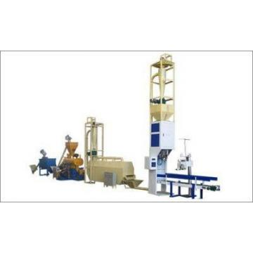 Fish Feed Mill Small Pellet Manufacturing Machinery