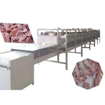 Industrial Tunnel Microwave Meat Beef Jerky Drying Sterilizing Machine