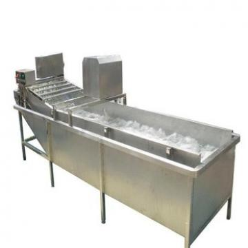 Tunnel Type Microwave Frozen Meat Fish Shrimp Thawing Machine
