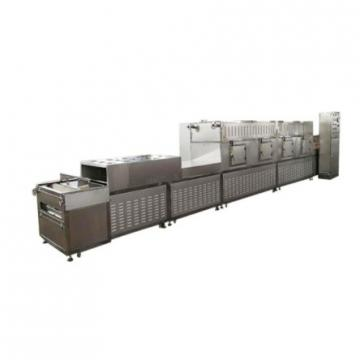 Fully Automatic Pigment Dyestuff Microwave Drying Dehydration Machine