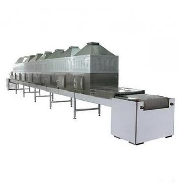 Salt Chemical Industry Microwave Drying Equipment