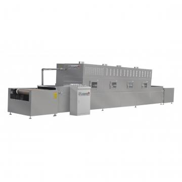 Chemical Products Microwave Drying Machine Conveyor Belt Chemical Powder Dryer